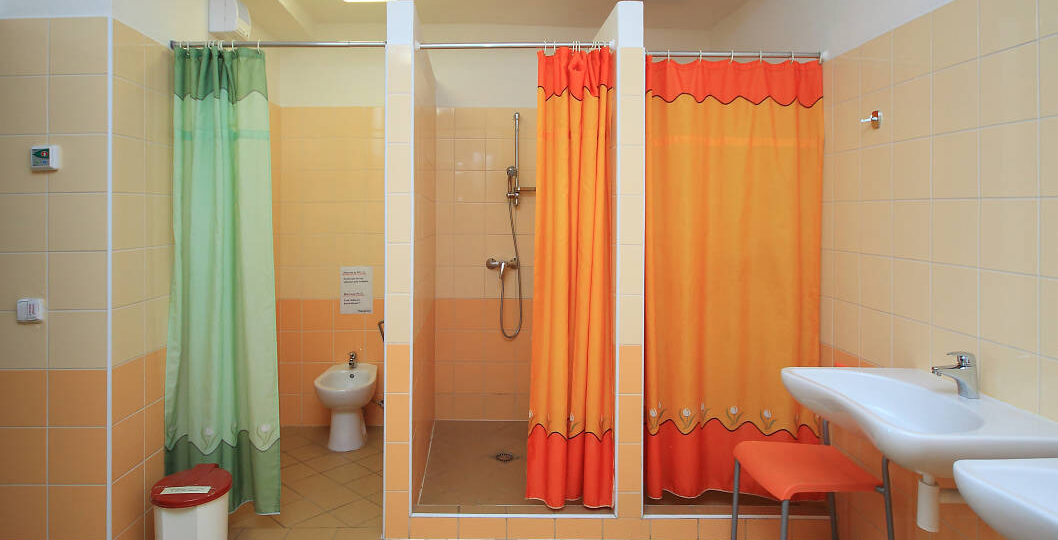 Kúpeľňa na úseku rooming-in