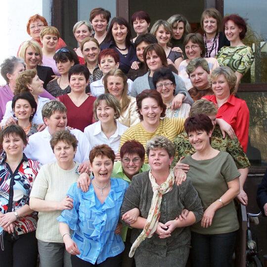 Kolektív Neonatologickej kliniky v Nových Zámkoch